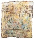 Schicksal. 2008. 121 x 104 cm