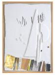 Zeitzeugen I. 1999. 74 x 54 cm