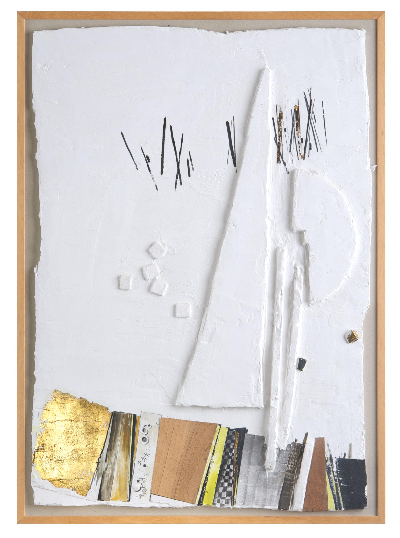 Zeitzeugen I. 1999. 74 x 54 cm%