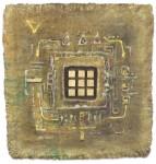 Ordnung. 2010. 42 x 43 cm