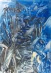 Die alte Schmiede. 1997. 61 x 86 cm