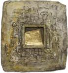 XI. 2010. 59 x 59 cm