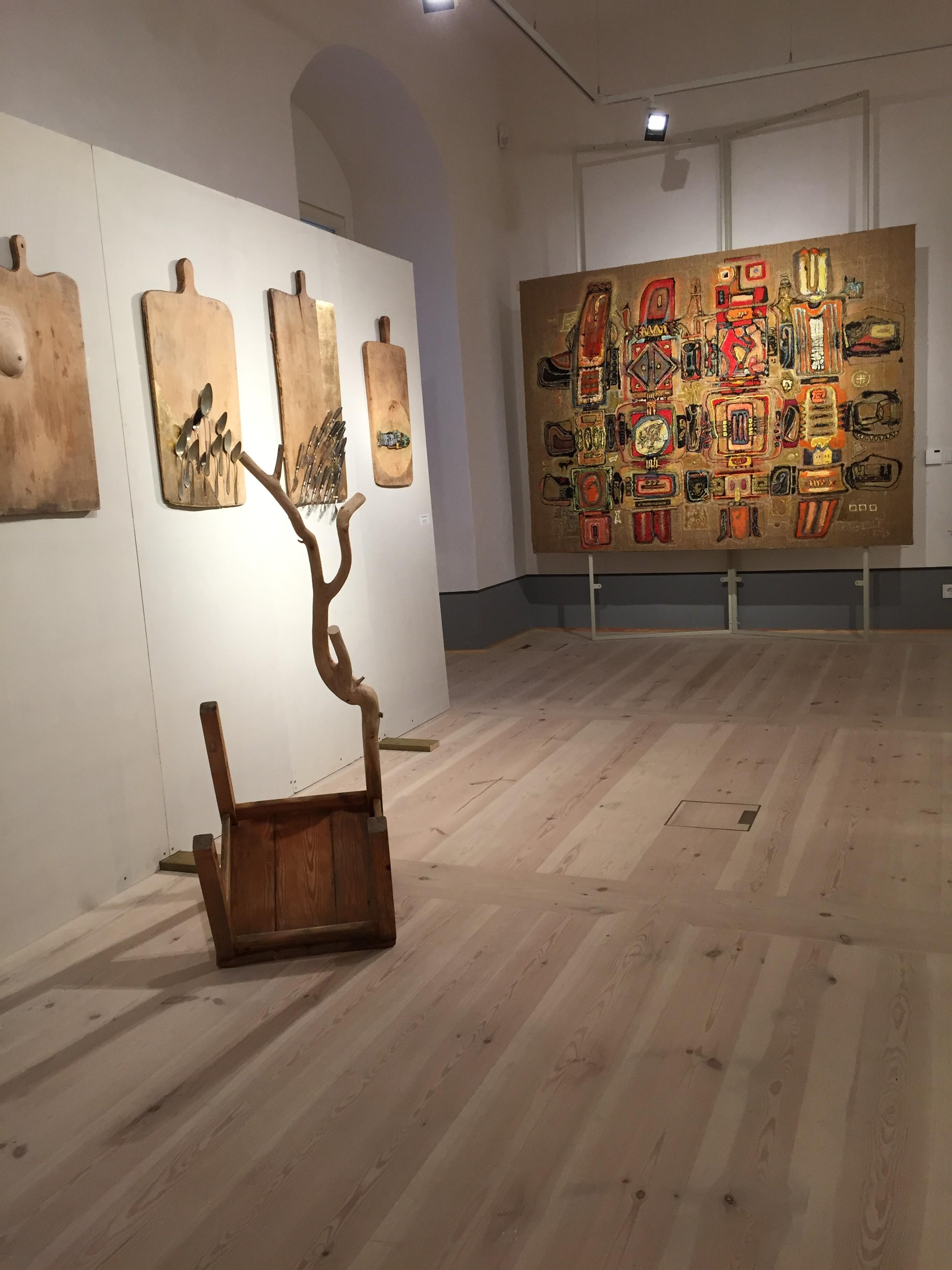 """Gruppenausstellung """"Land zwischen Elbe und Elster"""""""