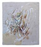 Handblüte. 2015. 140 x 160 cm