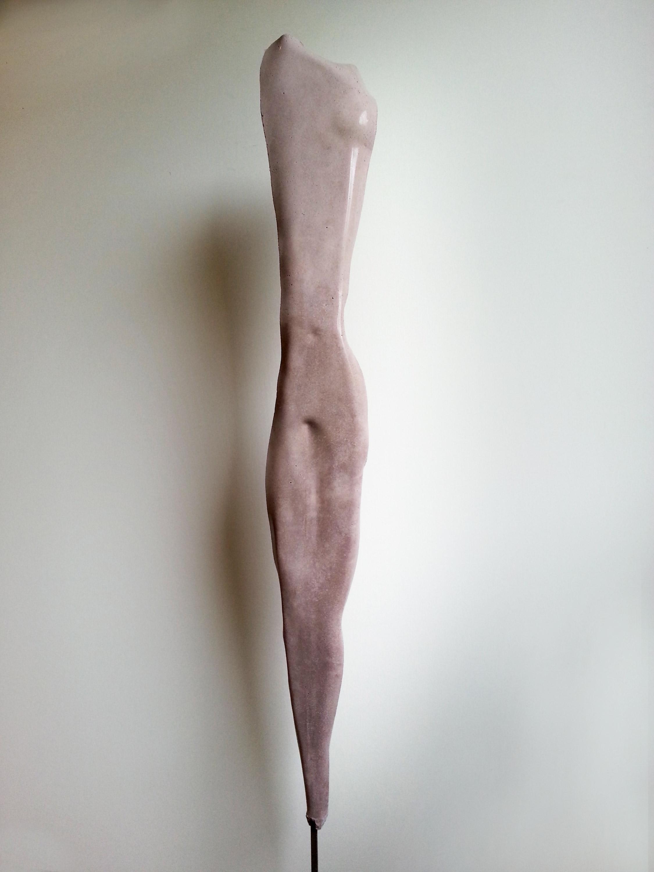 Fräulein. 2017. Höhe ca. 160cm%